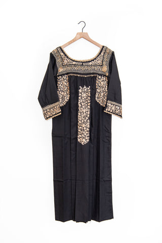Deshilado Dress (ankle) - Large