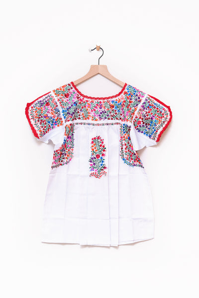 Oaxaca Short Sleeve Top - Small