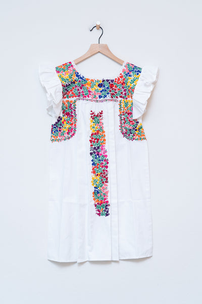 Oaxaca Ruffle Dress - XS/S