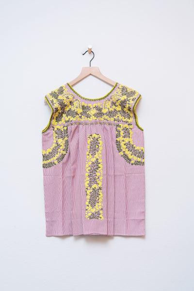 Oaxaca Sleeveless Top - S/M