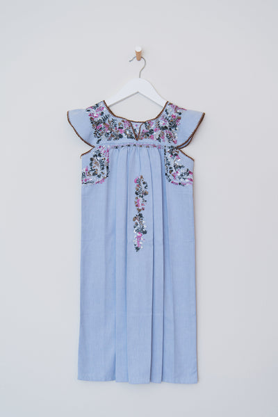 Niña Chambray Dress