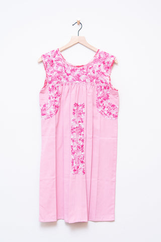 Oaxaca Pink Dress