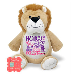 PERSONALIZED STUFFIES