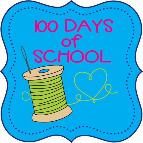 100 DAYS of SCHOOL - SAMPLE SALE