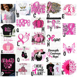 BREAST CANCER SAMPLE SALE - Adult Apparel - DESIGN SET 2