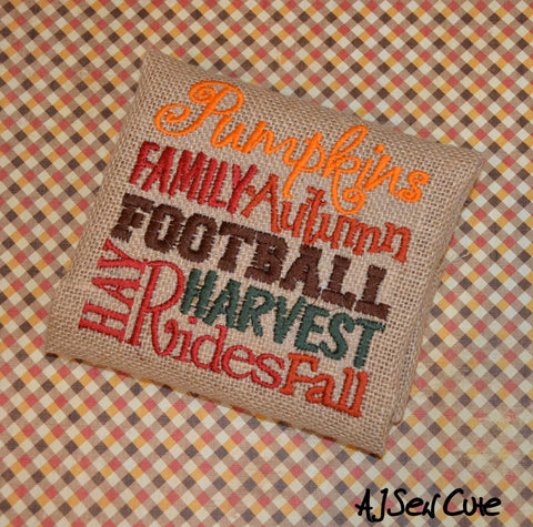 Thanksgiving/Harvest Decorative Sign