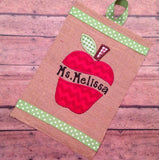 Personalized Teacher Appreciation Gift