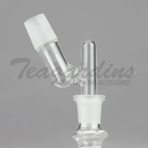 14mm-18mm Sidecar D.I. Bridge Attachment Glass water pipes bubblers