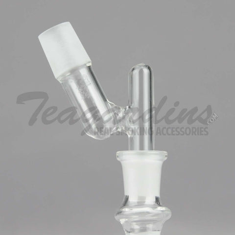 Teagardins - 14mm-18mm Sidecar D.I. Bridge Attachment Glass