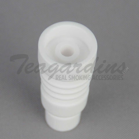 Teagardins - 14mm/18mm Ceramic Domeless Nail