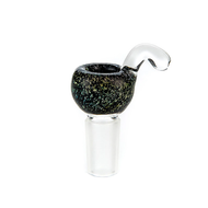 Purr - Glass Bowl - Round Heady 14MM Male For Sale