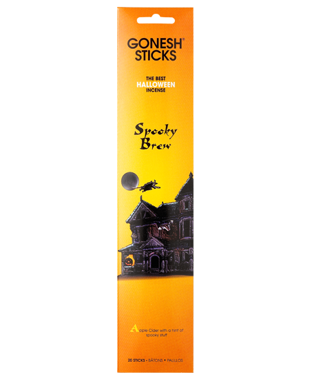 Gonesh - Incense Halloween Spooky Brew for sale