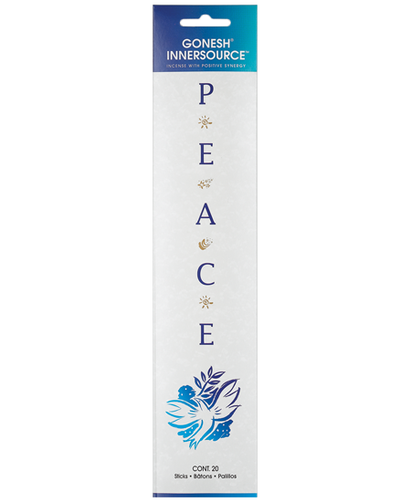 Gonesh - Incense InnerSource Aromatherapy Peace for sale
