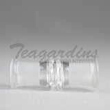 18mm to 14mm Female to Female Bridge Glass Attachment concentrate tools