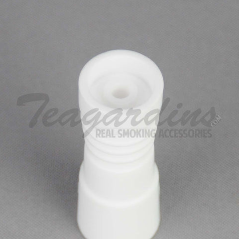 Teagardins - 18mm/14mm Ceramic Domeless D.I. Nail
