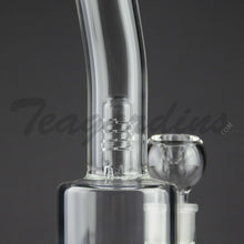 "Load image into Gallery viewer, Teagardin's Glass - Stemless Straight Water Pipe - 5mm Thickness / 11"" Height"
