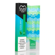 Puff - Bar Vape Disposable Cool Mint 50mg For Sale