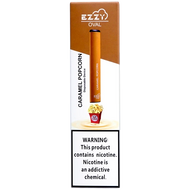 Ezzy Oval - Vape Bar Disposable Caramel Popcorn For Sale