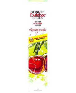 Gonesh - Incense Outdoor Cherry Bomb for sale