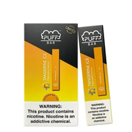 Puff - Bar Vape Disposable  Tangerine Ice 50mg For Sale