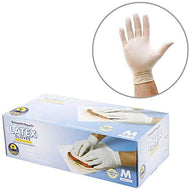 Smooth Touch Latex Gloves (All Sizes Available)