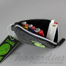 Load image into Gallery viewer, Dime hemp bong bags for water pipes smell proof