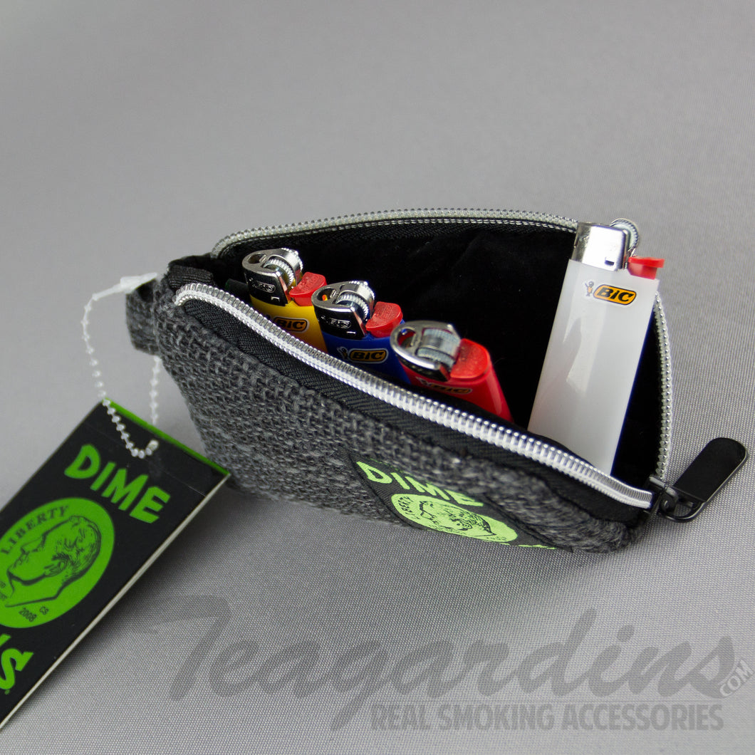 Dime hemp bong bags for water pipes smell proof