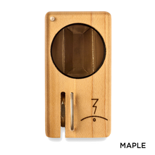 Load image into Gallery viewer, Magic Flight - Dry Herb Vaporizer Launch Box Laser Etched Lid Maple for sale