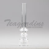 9mm Quarts Domeless Nail Concentrates, Dabbers, Dome, Oil Rigs, Titanium Nails, Quartz