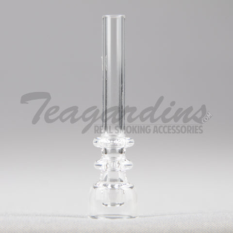 Teagardins Glass - 9mm Quarts Domeless Nail