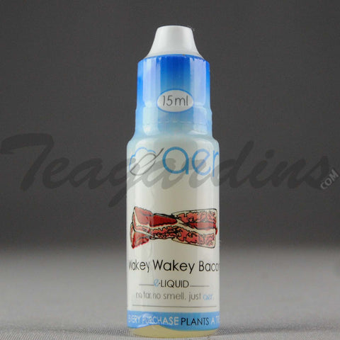 AER- Wakey Wakey Bacon E-Liquid Juice 15ml