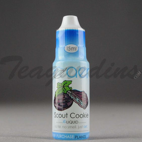 AER- Scout Cookie E-Liquid Juice 15ml