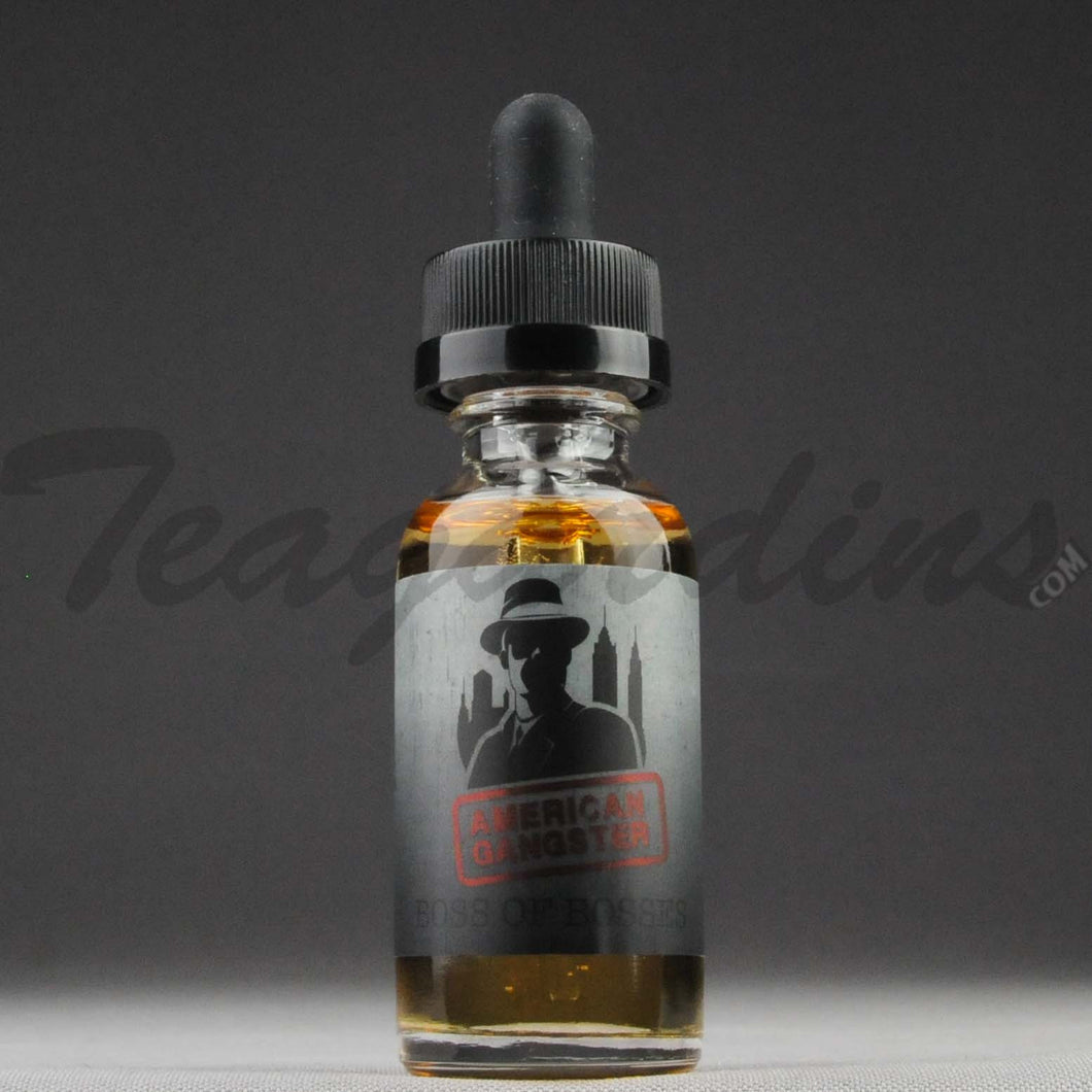 American Gangster E-Juice - Boss of Bosses Flavor