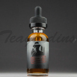 American Gangster E-Juice - Scarface Flavor (English Tobacco, & Sweet Spices)