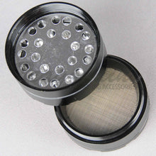Load image into Gallery viewer, American Herb Grinder Black