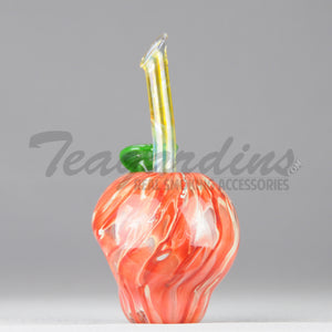 Glass Apple Hand Pipe