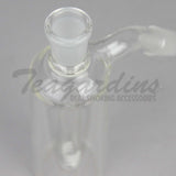 Ash Catcher Precooler 45 degrees 14mm