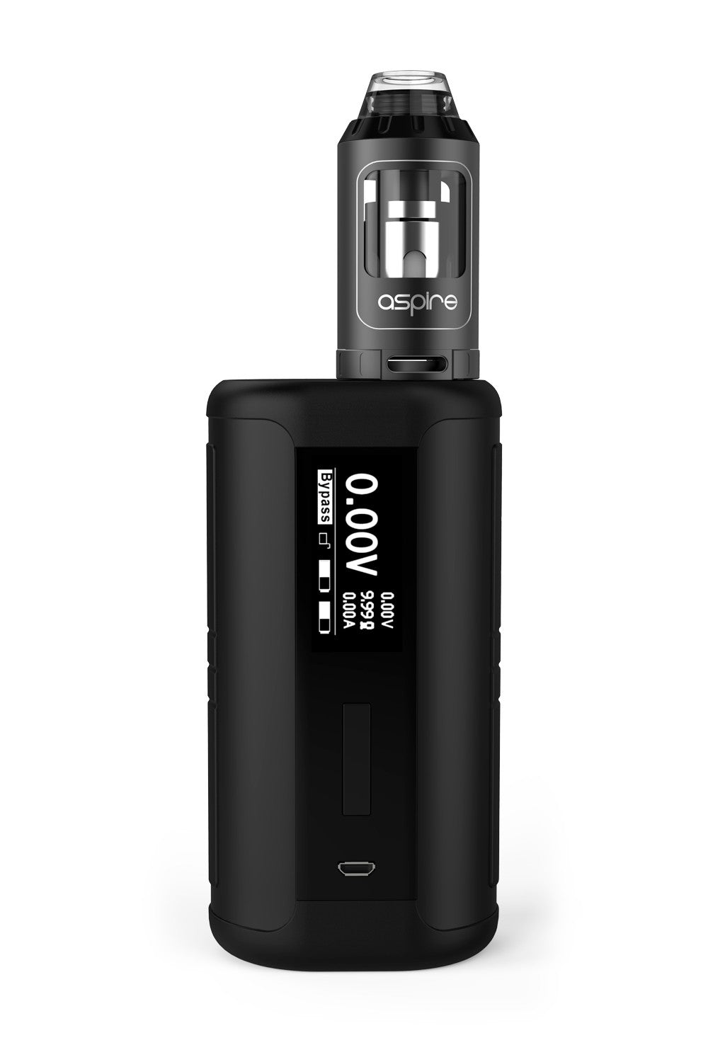 Aspire - Mod Kit Speeder 200w Athos Black for sale