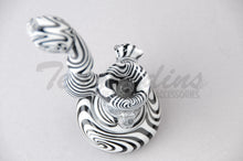 Load image into Gallery viewer, Worked Sherlock Bubbler Sherlock Pipe for Sale