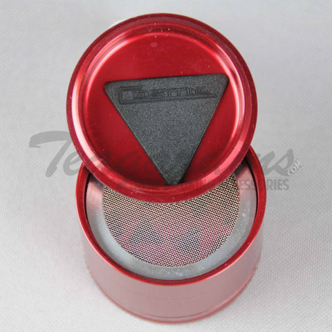 Cosmic Case Mini Shredder Red