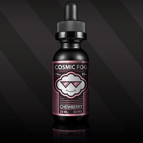 Cosmic Fog - Chewberry (Strawberry Passion Fruit Candy)