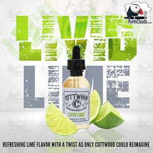 Cuttwood - Livid Lime