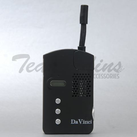 Da Vinci Best Portable Dry Herb and Concentrate Vaporizer
