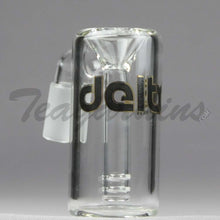 Load image into Gallery viewer, Delta 9 Glass - 14mm Clear Ash Catcher Pre Coolers