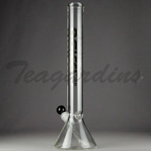 "Load image into Gallery viewer, Delta 9 Glass - 18"" Beaker Bottom Water Pipe"
