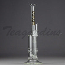 Load image into Gallery viewer, Delta 9 Glass - Stemless D.I Bubbler With Turbine Percolator