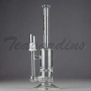 Delta 9 Glass - Stemless D.I Bubbler With Turbine Percolator