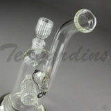 Delta 9 Glass - Zen 9 Stemless Sherlock With Contrax Inline
