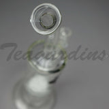 Diamond Glass - Sunday Cup Oil Rig Bubbler