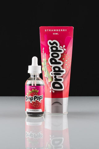 Best Price on Vape E-Juice Drip Drops -  Strawberry